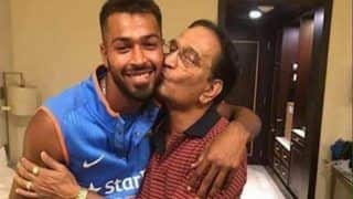 Hardik Pandya's And Krunal Father Himanshu Pandya Passes Away Due to Cardiac Arrest