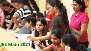 JEE Main 2021: February Session Result Likely To Be Released On March 7 | Here's How to Download