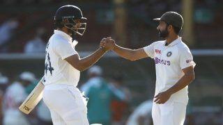 India vs Australia 3rd Test Report: Rishabh Pant, Cheteshwar Pujara Miss Centuries; Hanuma Vihari-Ravichandran Ashwin Secure Draw