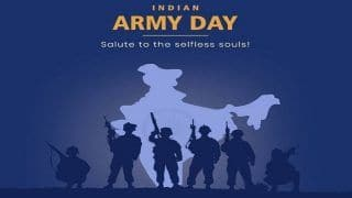 Army Day 2021: Motivational Quotes, Messages, And Wishes to Celebrate The Valiant Men And Women of Indian Army