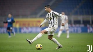 Cristiano Ronaldo Fails to Score as Inter Milan Beat Juventus 2-0 in Serie A Clash to go Top of The Points Table