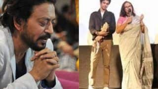 Irrfan Khan's Wife Sutapa Sikdar Says She Has Got 'Closure' in a Moving Speech at IFFI - Watch Viral Video