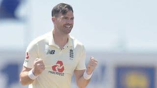 SL vs ENG 2021: James Anderson Breaks Glenn McGrath's Record, Becomes Second Pacer After Richard Hadlee to Claim 30 Five-Wicket Hauls in Test Cricket