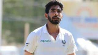R shridhar on jasprit bumrah dropping marnus labuschagne catch unfortunately the ipl hangover was still there 4355578