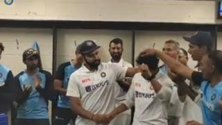 ऑस्ट्रेलिया पर जीत के बाद कप्तान रहाणे ने कुलदीप यादव की तारीफ की; कहा- आपका टाइम आएगा