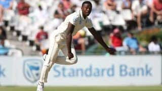 PAK vs SA 1st Test Highlights: Kagiso Rabada Leads South Africa's Fightback, Pakistan Reeling at 33/4 on Day 1 at Stumps