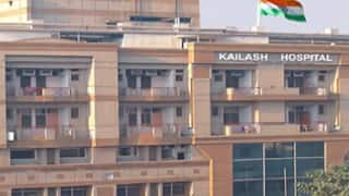 Bomb Threat At Noida's Kailash Hospital, Evacuation and Emergency Ops Underway