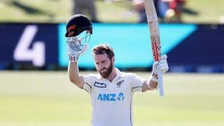 Kane Williamson Hits First Century in 2021 During 2nd Test Between NZ-PAK