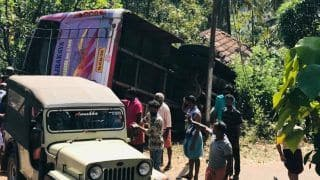 Six of a Wedding Party From Karnataka Killed in Bus accident in Kerala's Kasaragod
