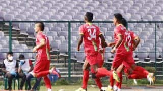 Komron Tursunov Sets New Record, Scores Fastest Goal in I-League History | Watch Video