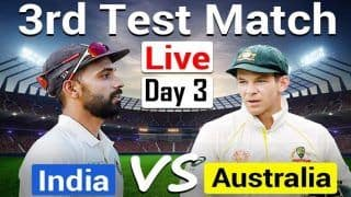Highlights India vs Australia 3rd Test Day 3 SCG: Labuschagne, Smith Put Hosts in Driver's Seat as Lead Nears 200