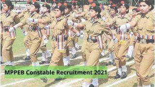 MPPEB Constable Recruitment 2021: MP Police में 4000 कांस्टेबल के पदों पर आवेदन करने की अंतिम डेट बढ़ी, इस Direct Link से जल्द करें अप्लाई