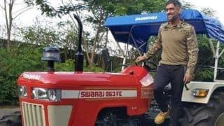 Ms dhoni to sell vegetables grown in ranchi based farm house to uae and middle east 4305603