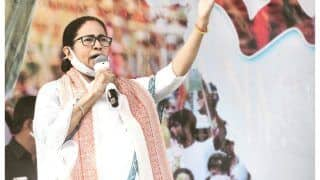 यूपी के मंत्री का विवादित बयान, ममता बनर्जी को बताया 'इस्लामिक आतंकवादी'