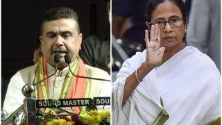 Suvendu Adhikari Lashes Out At Mamata Banerjee, Says TMC Chief Will Lose Nandigram Seat By Over Half Lakh Votes