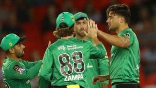 STA vs SCO Dream11 Team Prediction, Fantasy Cricket Tips KFC Big Bash League - T20 Match 50: Captain, Vice-captain Probable XIs For Today's Melbourne Stars vs Perth Scorchers T20 at Melbourne Cricket Ground 1:45 PM IST January 23 Saturday