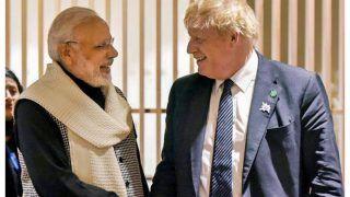 Boris Johnson Dials PM Modi, Expresses Regret For Calling Off Republic Day Visit Over Covid Crisis in UK