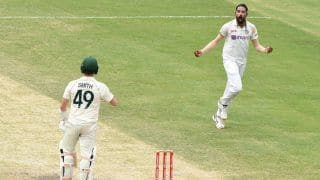 Mohammad Siraj Gets Standing Ovation From Ajinkya Rahane-Led India Following His Maiden Five-Wicket Haul in Tests at Brisbane on Day 5 | WATCH VIDEO