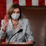 Democrat Nancy Pelosi Re-Elected As US House Speaker