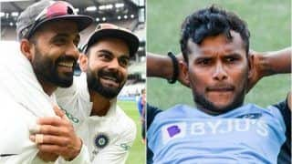 T Natarajan Lauds Virat Kohli, Ajinkya Rahane Captaincy After Impressive Team India Debut in Australia, Recalls Emotional Moment