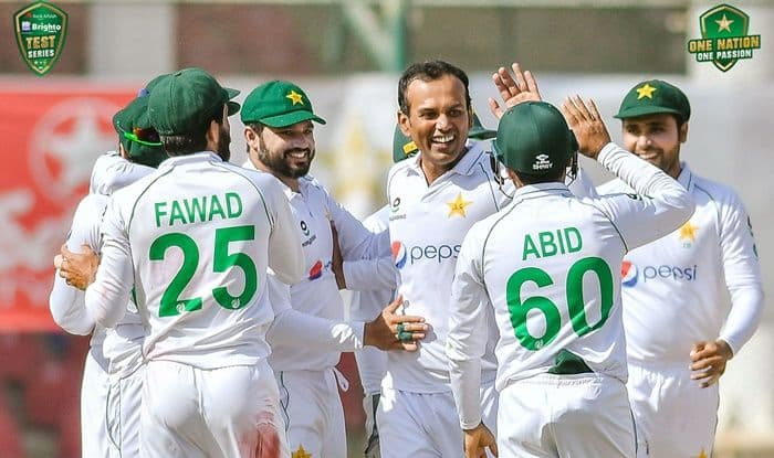 Nauman Ali Breaks 71-Year-Old Record With a Five-For on Debut During Pakistan  vs South Africa 1st Test in Karachi | Indiacom cricket news