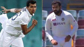 4th Test: भारत की बढ़ी मुश्किलें, अब Navdeep Saini भी हुए चोटिल, Rohit Sharma ने पूरा किया ओवर