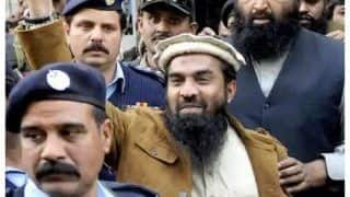 Pakistan Court Sentences Zakiur-Ur-Rehman Lakhvi to 15-Year Jail Term In Terror Funding Case