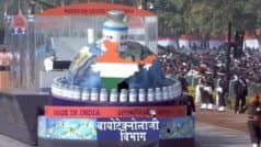 Republic Day Parade: With Many Firsts, India's Military Might, Cultural Legacy on Display at Rajpath