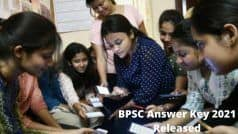 BPSC Answer Key 2021 Released: BPSC ने जारी किया 66 वीं संयुक्त प्रीलिम्स प्रतियोगी परीक्षा का Answer Key, ये रहा डाउनलोड करने का Direct Link