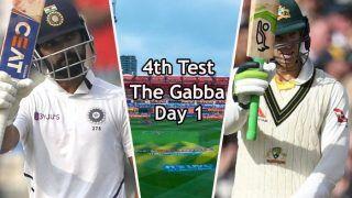 Highlights IND vs AUS, 4th Test, Day 1: At Stumps, Australia 274/5 After Labuschagne Century in Brisbane