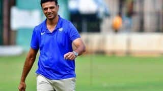 Rahul Dravid to Coach India During Tour of Sri Lanka: Report