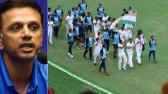 Rahul Dravid ने ऑस्ट्रेलिया में जीत का श्रेय लेने से किया इंकार, बोले- ये युवाओं का कमाल
