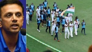 Rahul Dravid ने ऑस्ट्रेलिया में जीत का श्रेय लेने से किया इंकार, बोले- युवाओं ने किया कमाल