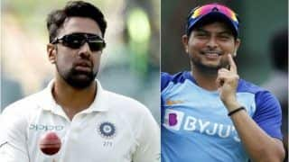 IND vs ENG 2021: Ravichandran Ashwin, Washington Sundar, Kuldeep Yadav Likely to Play Together in Team India's XI For 1st Test Versus England