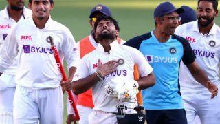 गाबा में जीत के बाद टीम इंडिया ने स्टेडियम में फहराया तिरंगा, रिषभ पंत ने संभाली कमान