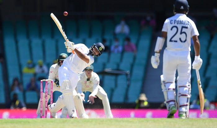 Rishabh Pant Beats MS Dhoni, Kirmani to Create Massive Record in Sydney Test vs Australia, Twitter Hails Team India Wicketkeeper | Indiacom cricket