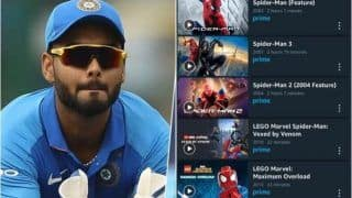 Rishabh Pant's VIDEO of Singing 'Spiderman, Spiderman' Goes Viral During India vs Australia 4th Test 2021 at Gabba, Amazon Prime Video Comes up With Witty Response | WATCH