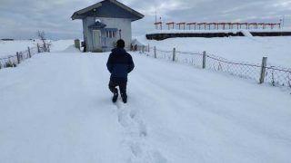Weather Report: उत्तर भारत में ठंड का प्रकोप जारी, कश्मीर में फिर हुई बर्फबारी