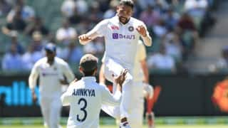 Mohammed siraj is discovery for australia tour ravi shastri 4349892