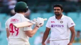 Steve smith never got out to spinners i wanted to change that r ashwin 4355198
