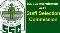 SSC CGL Recruitment 2021: SSC CGL के लिए आवेदन करने के बचे हैं कुछ दिन, इस Direct Link से जल्द करें अप्लाई