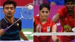 Thailand Open 2021 Results: Sameer Verma, Mixed Doubles Pair of Satwiksairaj Rankireddy-Ashwini Ponnappa Advance Into Quarterfinals