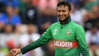 Shakib Al Hasan Slapped With Four-Match Ban For Dhaka Premier League T20 Outburst
