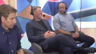 Shane warne andrew symonds caught on hot mic making derogative comment on marnus labuschagne official broadcaster apologies 4318838
