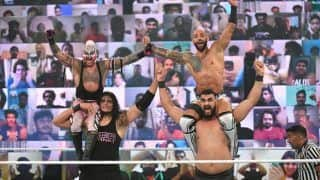 WWE Superstar Spectacle 2021 Results: India Stars Put on a Show on Republic Day