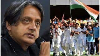 Shashi Tharoor TROLLS Clarke in EPIC Style After Gabba Win