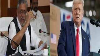 Bihar Politics: बिहार की राजनीति में 'डोनाल्ड ट्रंप' की हुई एंट्री, तेजस्वी यादव को लेकर सुशील मोदी ने कही ये बात