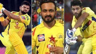 IPL 2021 Auction CSK LIVE: विजय-जाधव बाहर, ये है धोनी की टीम के रिटेन्ड-रिलीस किए गए क्रिकेटर्स की लिस्ट