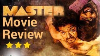 Master Review: Style, Swag, Story - Vijay's Film Has Everything Except Better Role For The Heroine