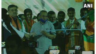 Soumendu Adhikari Follows Brother Suvendu's Footsteps, Joins BJP, Says Lotus Will Bloom In Every Household